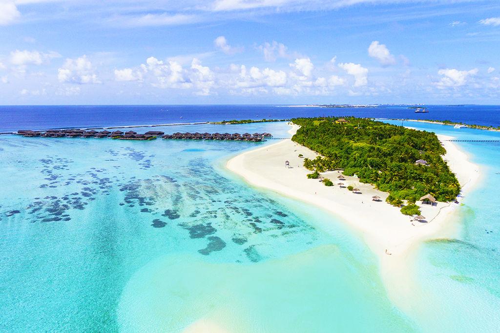 Hôtel paradise island resort et spa 5*