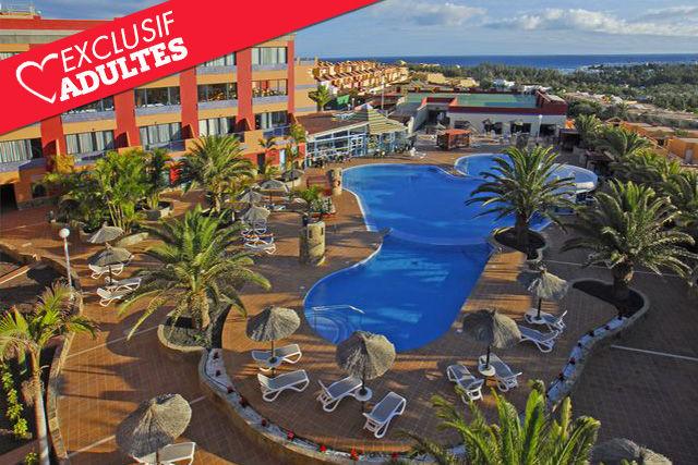 Matas Blancas 4*, vacances Canaries Fuerteventura 1