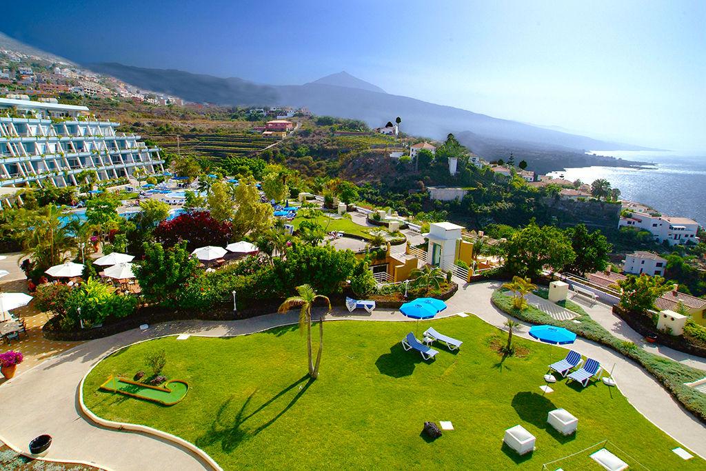 Canaries - Tenerife - Espagne - Hôtel La Quinta Park Suites & Spa 4*