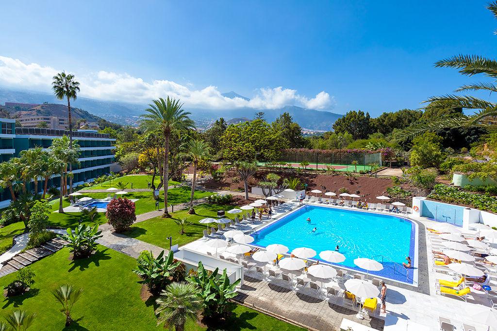 Hôtel Taoro Garden 4*, vacances Canaries Tenerife 1